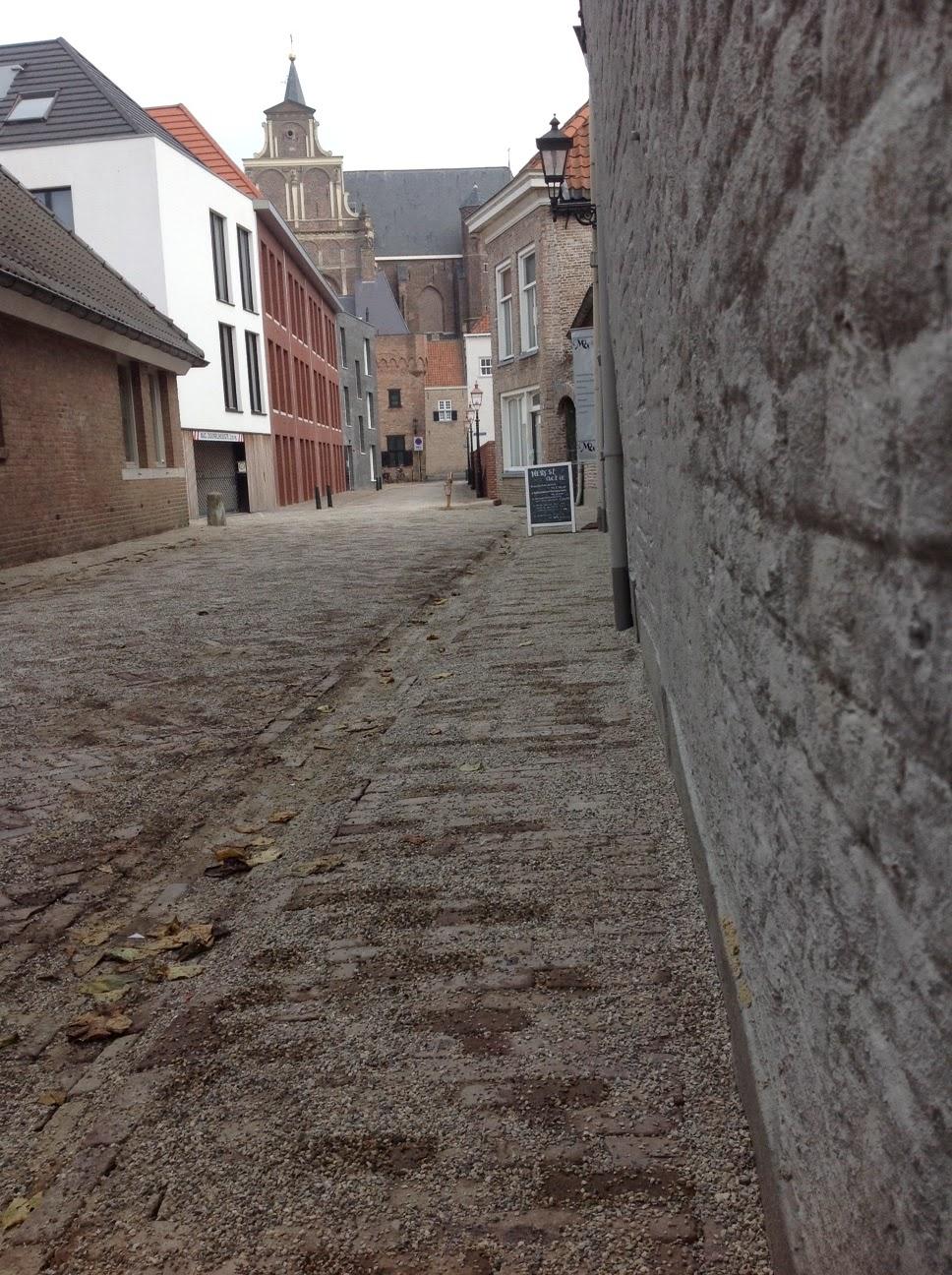 scheerestraat met nieuwe muur is open � jacques leurs